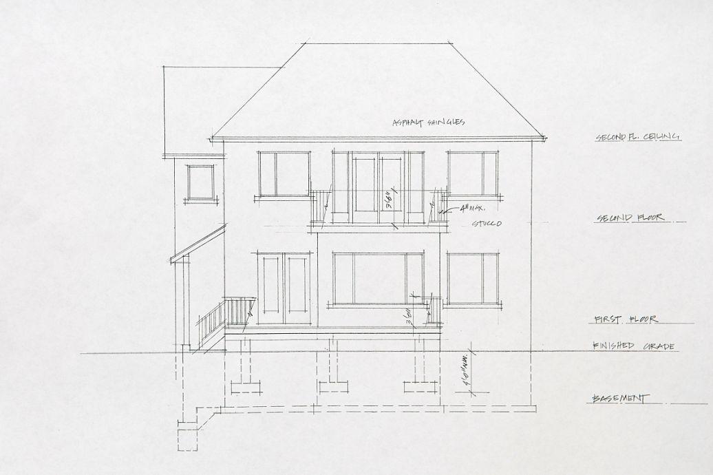 怎么画建筑平面图