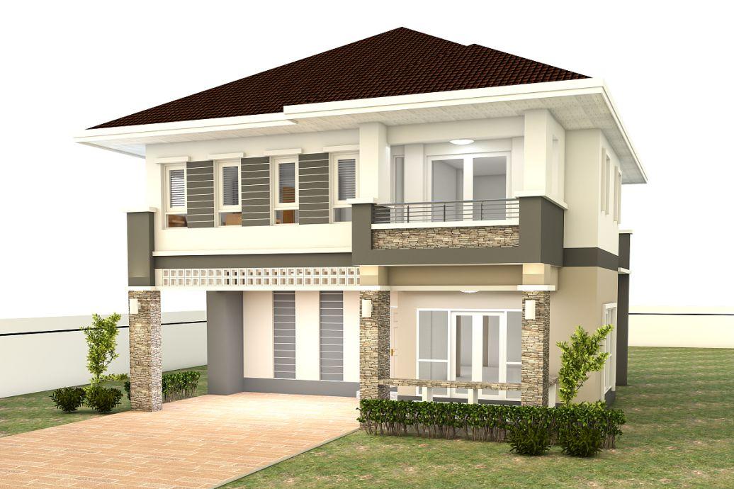 农村自建房,宽10米,长23米,求设计图,281428014