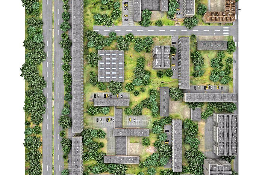急 9米长7米宽的房屋设计图