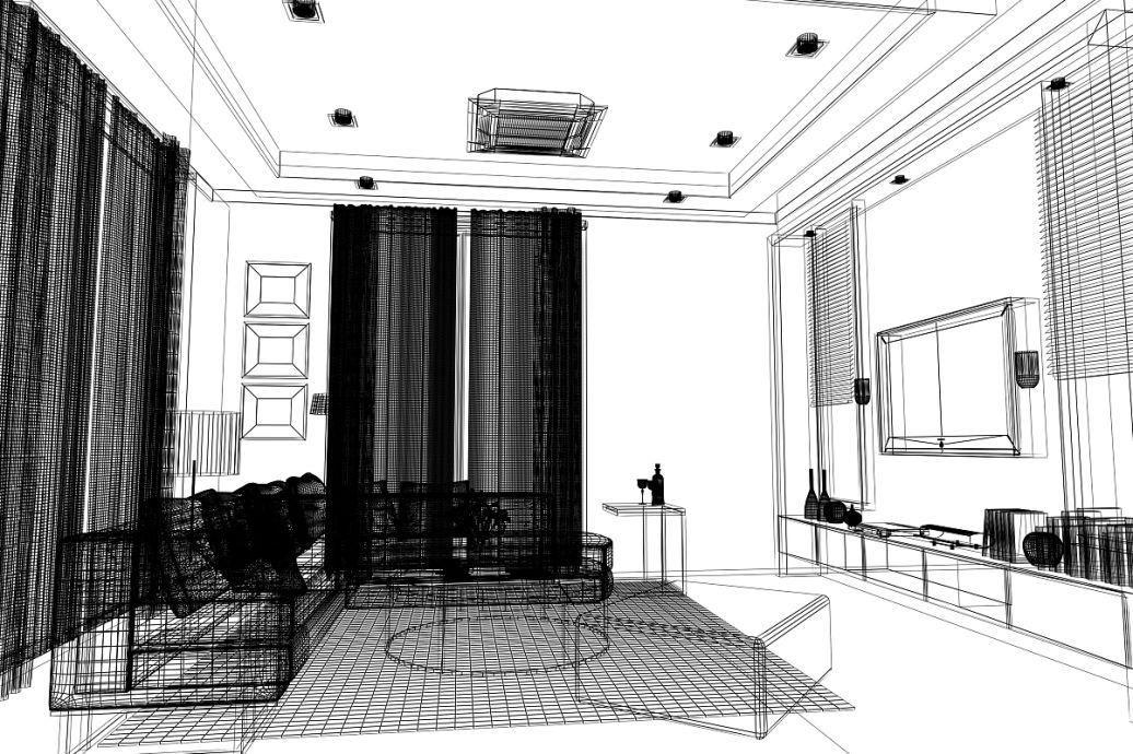 哪里可以下载到关于商业空间设计的书啊,最好带有手绘效果图片的.图片