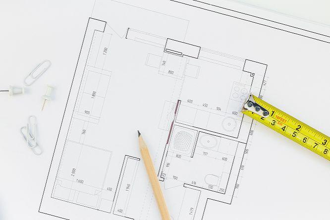 家庭平面图怎么画